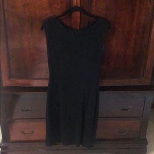 Sleeveless tunic zip up dress